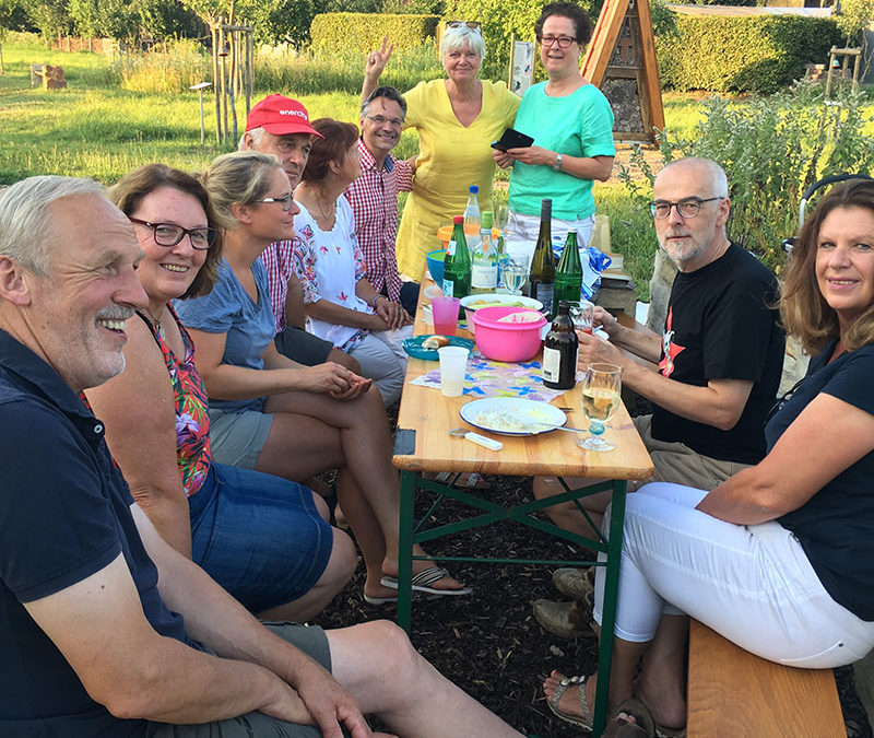 Orga-Treffen Apfelfest