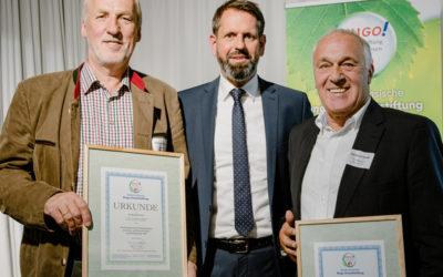 Bingo-Auszeichnung für den Heimatverein