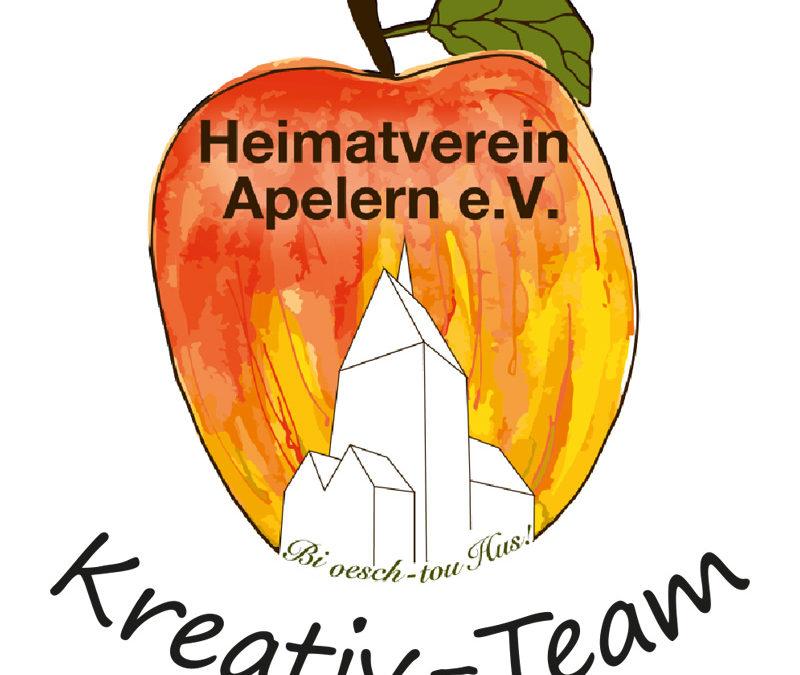 Treffen des Kreativ-Teams Januar 2020